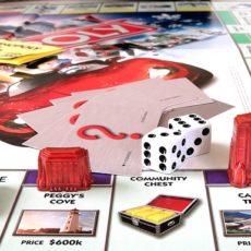 Monopoly, Brettspiel, Spieleabend